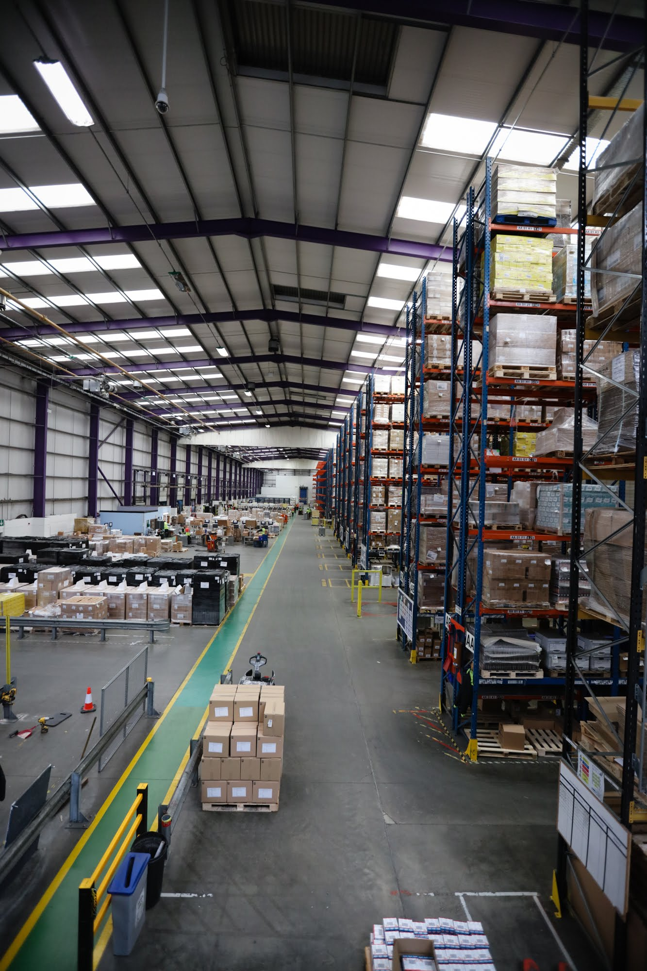 Medical Device Warehousing